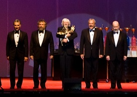 Les Luthiers in 2008.
