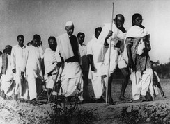 Gandhi in Noakhali, 1946: civil resistance or satyagraha