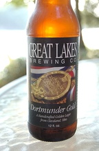 An example of a beer brewed in USA, and termed Dortmunder