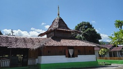 Wapauwe Old Mosque is oldest surviving mosque in Indonesia, and the second oldest in Southeast Asia, built in 1414.