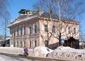 Тютчевский дом, ныне Академия краеведения