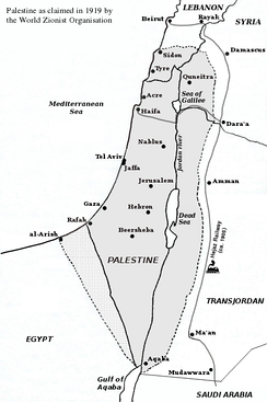 The Zionist state claimed at the conference