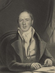 Engraving of Lewis in later life, by William Holl