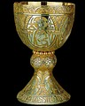 Tassilo Chalice, c. 780 (reproduction)
