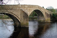 The Old Bridge, Ilkley