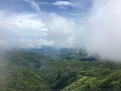 The Peak of Obudu Mountain, Cross River State