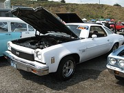 1973 Chevrolet Chevelle Malibu SS Colonnade Hardtop Coupe