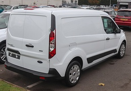 2019 Ford Transit Connect, rear (facelift)