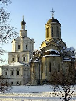 Спасский собор и Архангельский храм