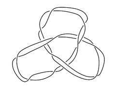 Example 4: A cable of a trefoil.