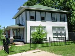 Bill Clinton Birthplace, Hope, Hempstead County, Arkansas