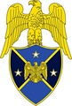 Insignia for an aide to the Vice Chief of the National Guard Bureau