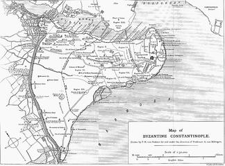 Константинополь в византийскую эпоху[4]