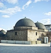 Daut Pasha Turkish bath.