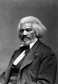 Frederick Douglass, the foremost African-American abolitionist of the 19th century