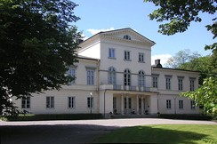 Haga Palace is the residence of Crown Princess Victoria and her family.