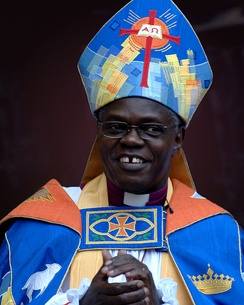 John Sentamu is the Archbishop of York, the second most senior clerical position in the Church of England after that of Archbishop of Canterbury, Justin Welby
