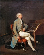 Robespierre by Louis-Léopold Boilly.