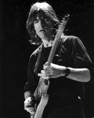 Mike Stern at the Liri Blues Festival, Italy, in 1998