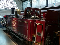 Metropolitan Railway steam locomotive number 23