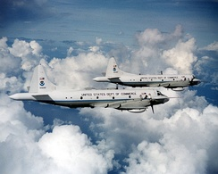 NOAA WP-3D Hurricane Hunters