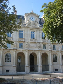 Faculty of Law, Economics and Management of the University of Lorraine