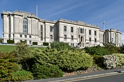The National Library of Wales, Aberystwyth
