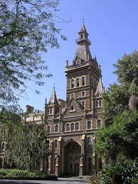 Ormond College, part of the University of Melbourne