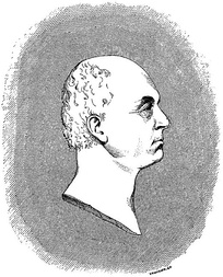 Portrait of Reynaud, engraving after a portrait by Madame Reynaud