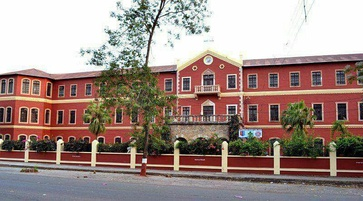 St. Aloysius Senior Secondary School, Jabalpur, established in the year 1868 is among the oldest schools in India