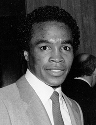 Sugar Ray Leonard in 1984