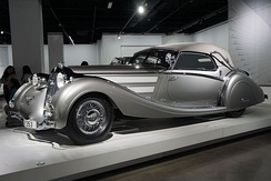 1937 Horch 853 Voll & Ruhrbeck Sport Cabriolet
