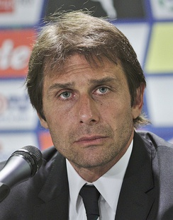 Antonio Conte is the current coach of the club