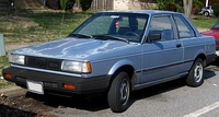 1987–1988 Nissan Sentra 2-door (US)