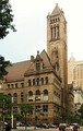 Allegheny County Courthouse, Pittsburgh, Pennsylvania, by Henry Hobson Richardson