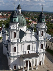 Basilica of the Birth of the Virgin Mary in Chełm