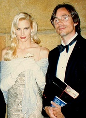 Hannah with Jackson Browne at the Academy Awards, 1988