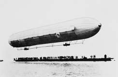 LZ1, Count Zeppelin's first airship