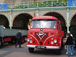 1967 Foden S36 flatbed