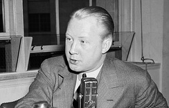 Dr. Frank Stanton, second only to Paley in his impact on CBS, president 1946–1971.