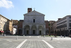 The Cathedral of Saint Francis of Assisi and Piazza Grande restored