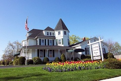 Overton Funeral Home in Islip, New York