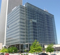 The Tulsa City Hall serves as the base for most city government functions.