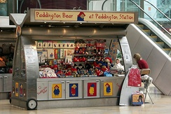 Paddington Station – Paddington Bear stuffed toys for sale