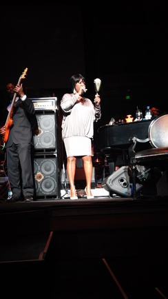 Patti LaBelle in Nashville 2015