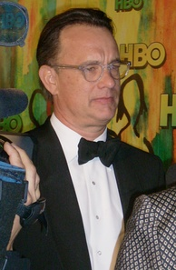Hanks at Post-Emmys Party, September 2008