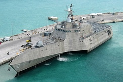 USS Independence (LCS-2), a Littoral combat ship