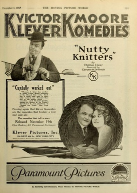 Nutty Knitters (1917)