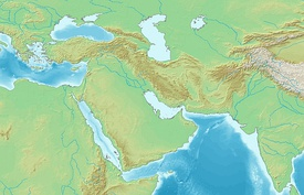 Sidon is located in West and Central Asia