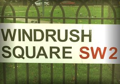 Windrush Square street sign[15]